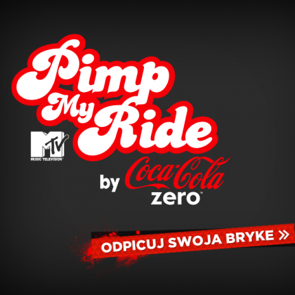 Pimp My Ride by Cola-Cola Zero